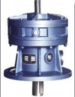 XL摆线立式单级双轴型减速机